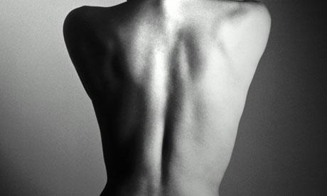 feminism: nude back