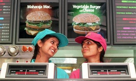 McVeggie Burgers @ Mens Free Press