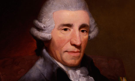 Classical composer Haydn