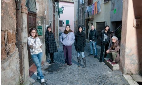 The classmates of Civita Castellani