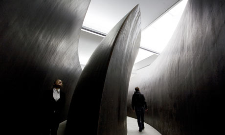 Open Ended (2007-8) by Richard Serra