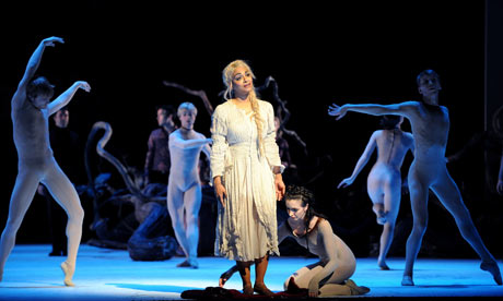 Danielle de Niese in Acis and Galatea