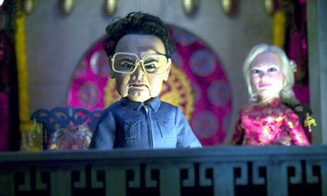 Kim Jong-il, as portrayed in Team America: World Police (2004)