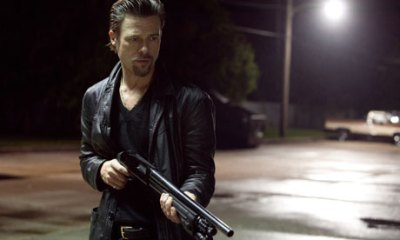 A still from 2012 crime film Killing Them Softly