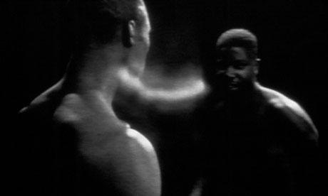 Steve McQueen, Bear, 1993, video still