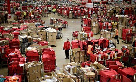 Royal Mail Owen Jones