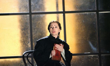 Rebecca Evans in Benjamin Britten's opera version of The Turn of the Screw