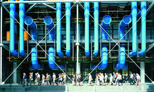 Richard Rogers The Street Is Where Society Comes Into