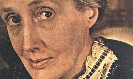 Virginia Woolf photograph by Gisèle Freund, 1939