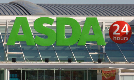 Asda store in Cardiff