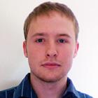 David Cox, student blogger