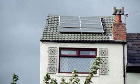 Solar Roof Panels in UK