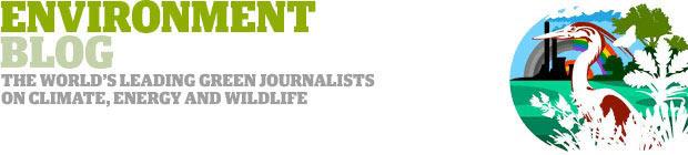 Environment blog badge