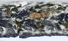 Earth's climate system : View of Earth's weather from MODIS