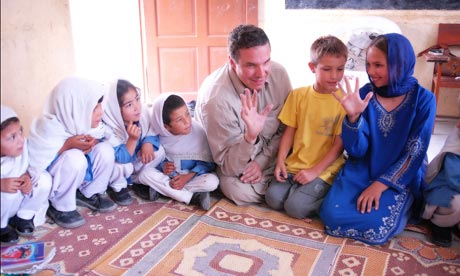 MDG : Greg Mortenson and  schools in Pakistan