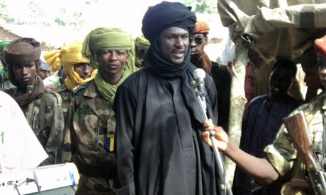 MDG : Abdel Kader, alias Baba Ladde leader of Chad's Front Populaire pour le Redressement ( FPR )