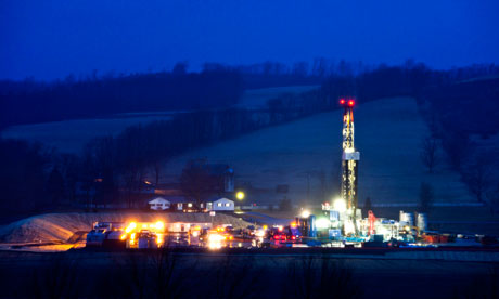 Fracking for shale gas in Pennsylvania Brings Risks and Rewards