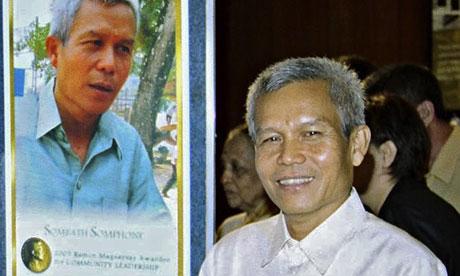 Activist Sombath Somphone