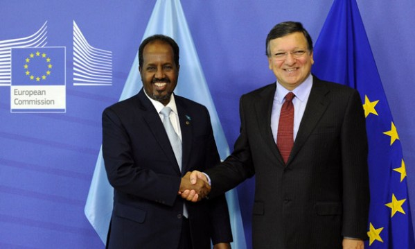 Somalia to receive €1.8bn from donors under three-year ...