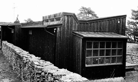 Ingmar Bergman house exterior