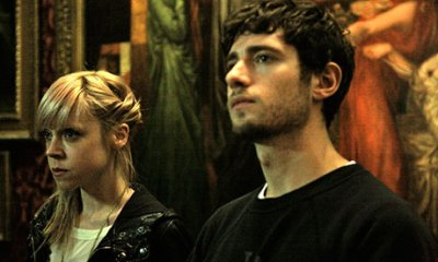 Still from the 2012 romantic drama Kelly + Victor