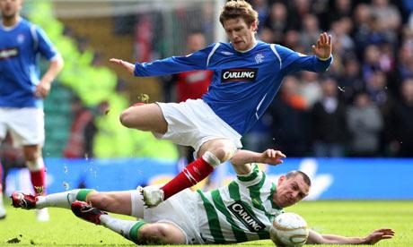 Celtic v Rangers - from Guardian.co.uk