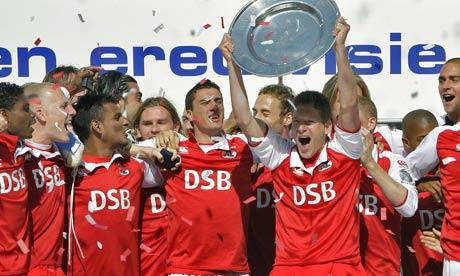 AZ Almaar - Champions of last season's Dutch League