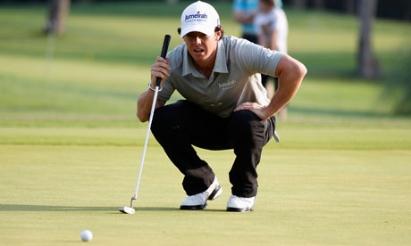 Rory McIlroy, the Northern Ireland golfer