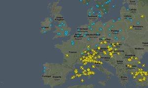 Flightradar24 Shows Live Aircraft Traffic Airspace | Wiring Circuit Diagram