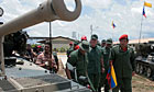 President Hugo Chavez and Pentagon report about Iranian influence