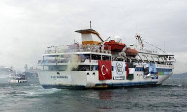 Gaza flotilla Mavi Marmara