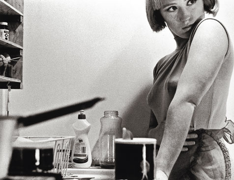 More Cindy Sherman