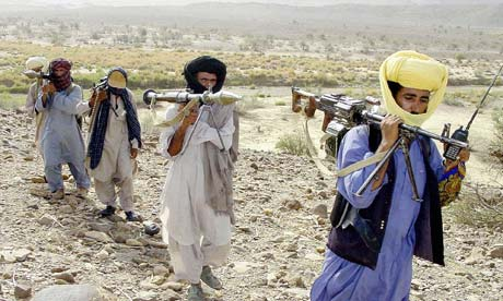Baloch insurgents