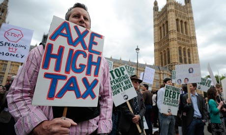 Politics Etc.: Rally Against Debt - A Study In Pressure ...