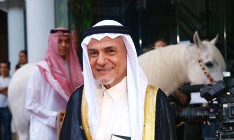 Prince Turki Al Faisal Bin Abdul Aziz Al