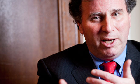 The smug face of Oliver Letwin