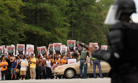the racial implications of the Troy Davis execution