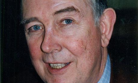 Owen Roberts, husband of Anne Clwyd