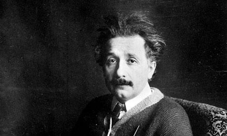 Albert Einstein is an introvert