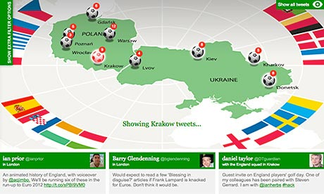 Euro 2012   Football   The Guardian
