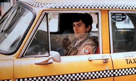 Taxi Driver film starring Robert De Niro