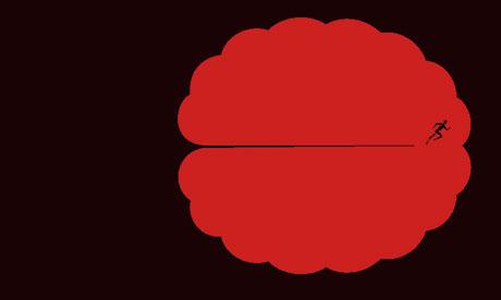noma bar brain pill illustration