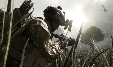 New Xbox One COD Ghosts reveal