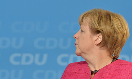 Angela Merkel launches re-election bid amid cacophony of ...