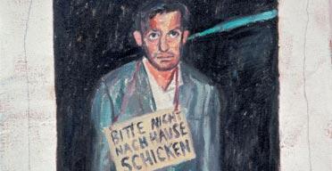 Martin Kippenberger's Please Don't Send Me Home