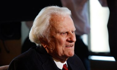Evangelist Billy Graham