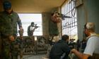 Syria, Damascus clashes