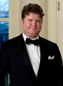 Matthew Barzun, new US ambassador to London