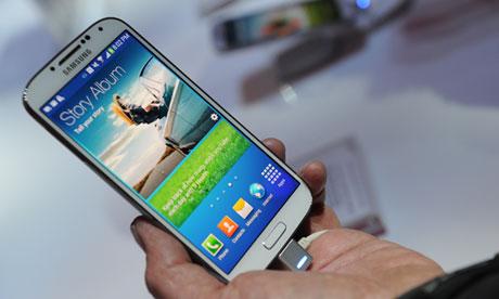 Samsung's new Galaxy S4