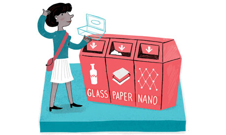Nano | nanowaste